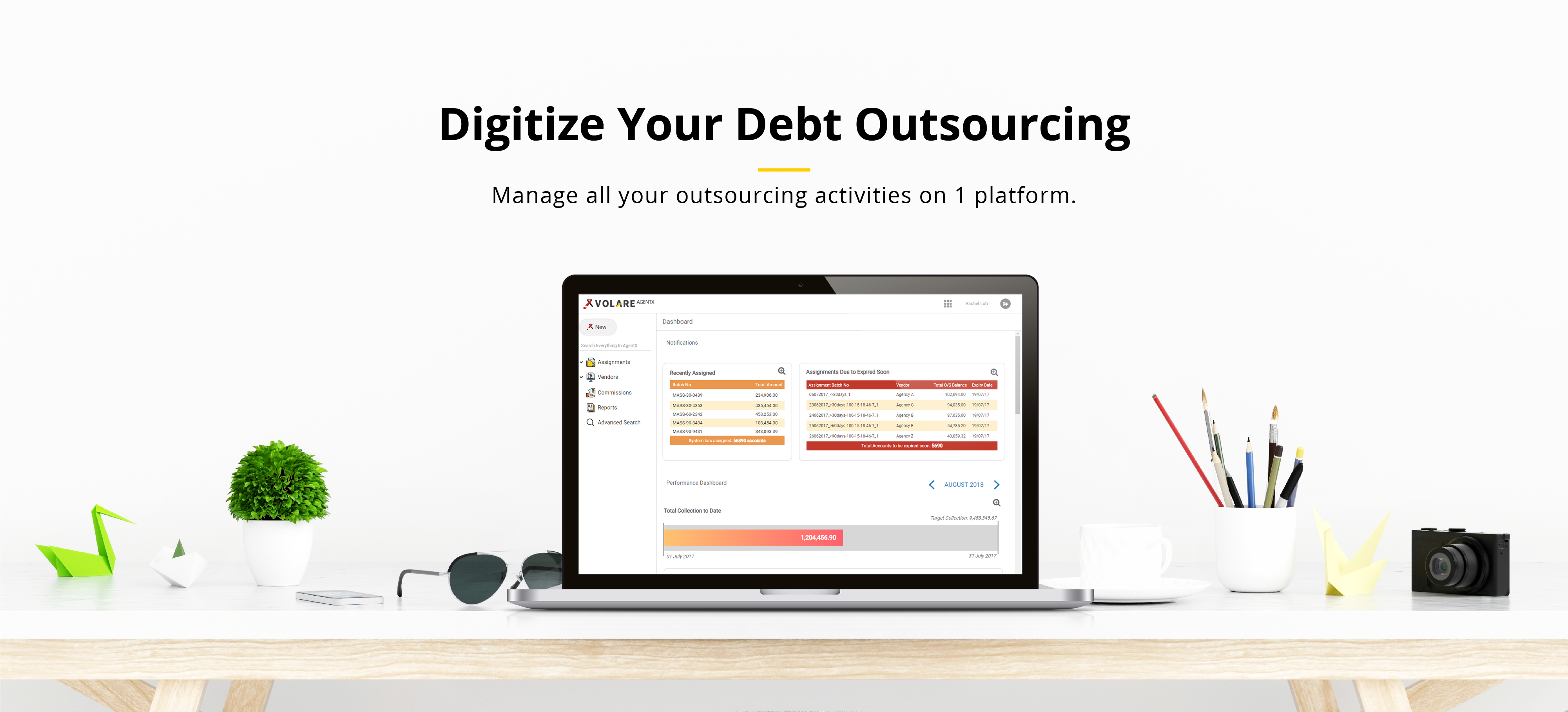 Digitize Your Debt Outsourcing